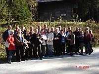 2007 - Vereinsausflug
